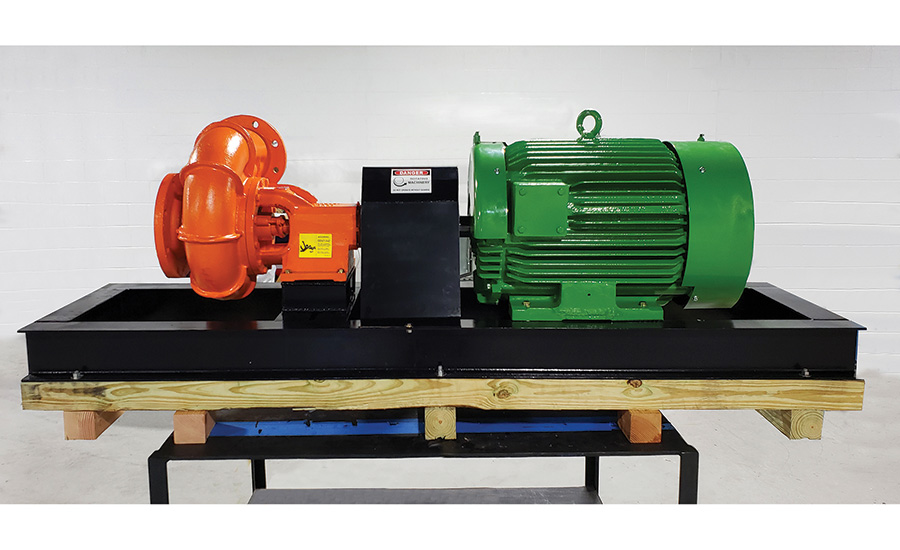 Single-phase motors and pumps from Single Phase Power Solutions.