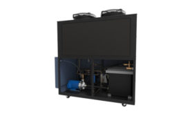 Chiller Line Expanded Due to Customer Demand