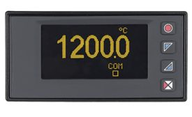 Temperature and process display meters from Omega Engineering Inc.