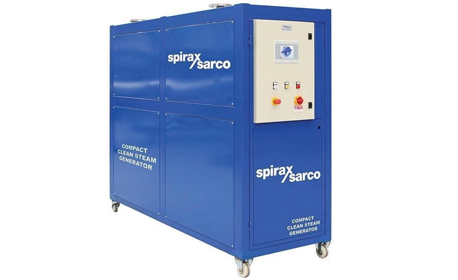 Steam generators from Spirax Sarco.