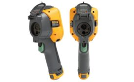 Thermal camera from Fluke.