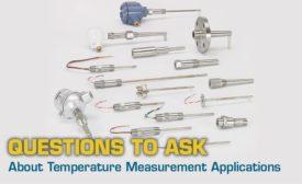 Temperature probes