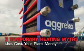 7 temporary heating myths