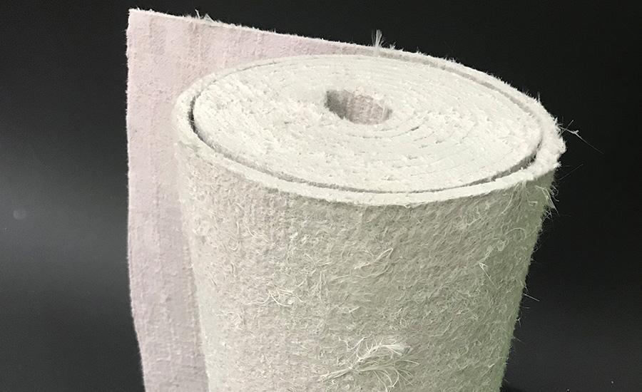 Silica aerogel blankets