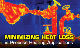 minimizing heat loss