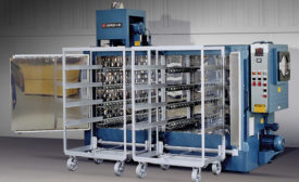 Shelf oven from Grieve Corp.