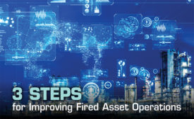 Improving fired asset operations