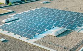 PH 0821 Places & Faces: GCA Solar Panel Installation