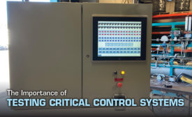 The importance of testing critical control systems