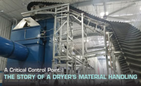 material dryer