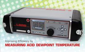 acid dewpoint temperature (ADT) monitor