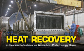 Assembled-plate energy banks