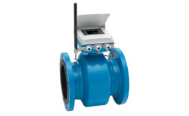PH July 2021 Products: Flow Meter. Image provided by Endress+Hauser.