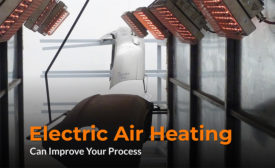 electric air heating