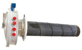 Helimax heat exchanger