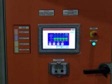 PH 0921 LAX Engineering Oven Dryer Maintenance HMI