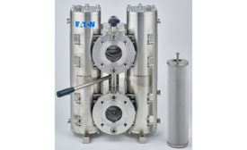 PH 0921 Heating Products: Eaton EDA Duplex Filter with Element